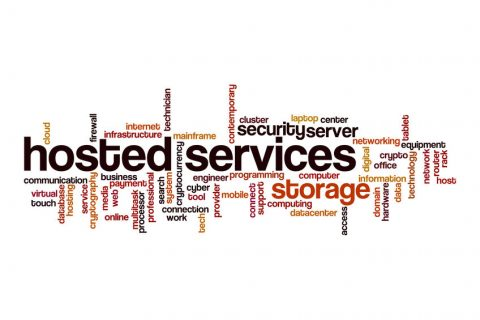 Hosted IT service provider